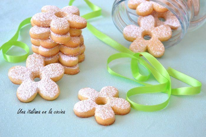 Canestrelli, irresistibles galletas tradicionales italianas