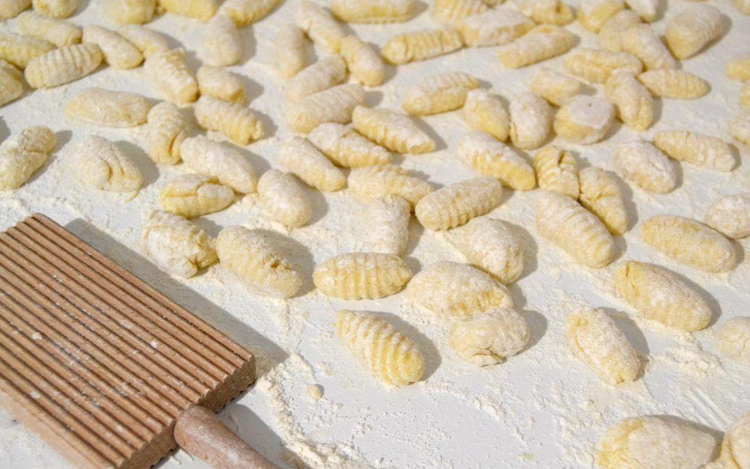 Ñoquis de patatas receta paso a paso
