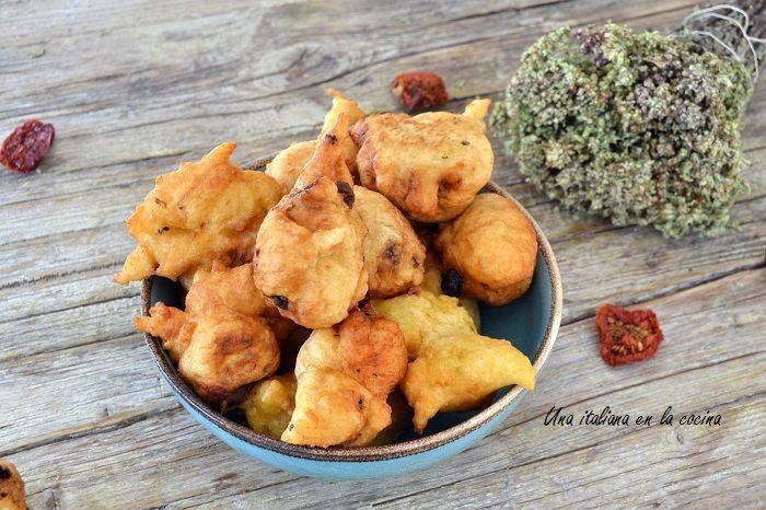 Masa frita, un aperitivo tradicional
