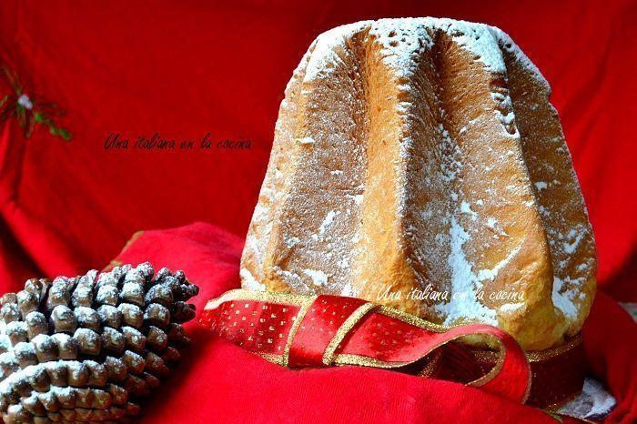 Pandoro, el postre italiano de las Navidades