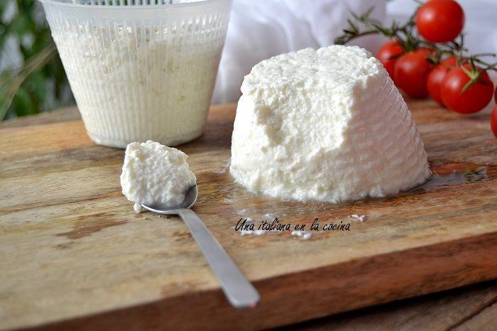 Como hacer ricotta y queso en casa